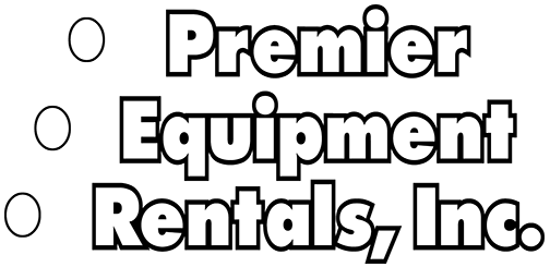 Premier Equipment Rentals footer logo