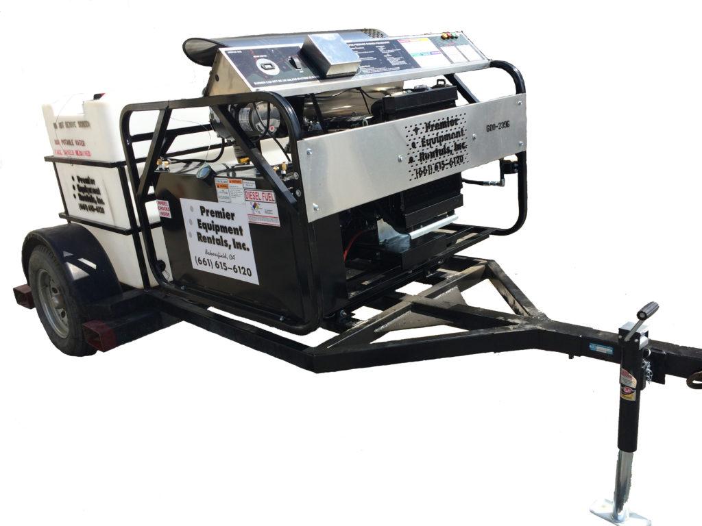 Premier Equipment Rentals Pressure Washer