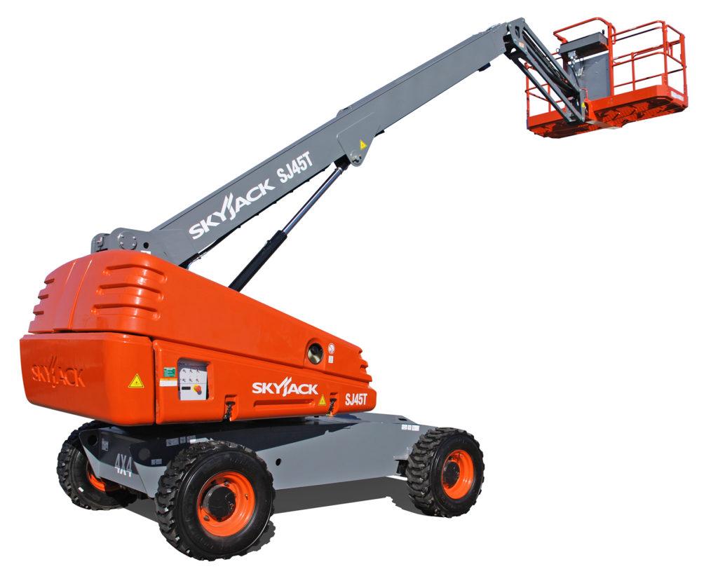 Premier Equipment Rentals SkyJack SJ45T Man Lift