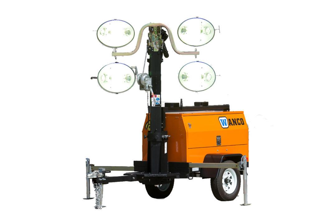 Premier Equipment Rentals Wanco Light Tower